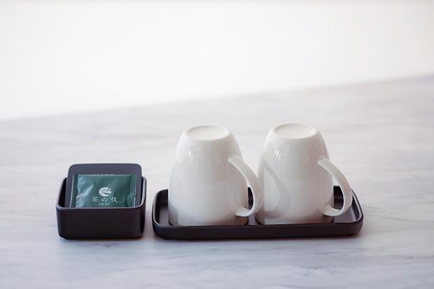 マグカップ・お茶