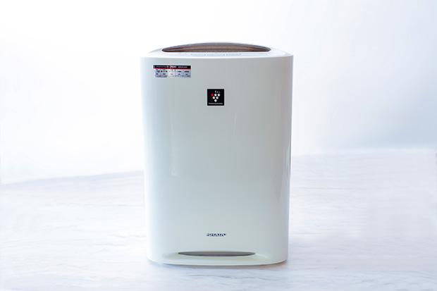 加湿機能付き空気清浄機(シングル)